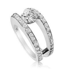 MY DIAMOND ANGEL RING