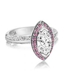 RARE PINK DIAMONDS FOR A ONE OF A KIND