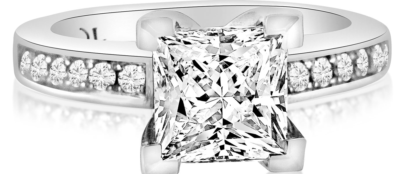 Is a princess cut diamond a good choice for my engagement ring?