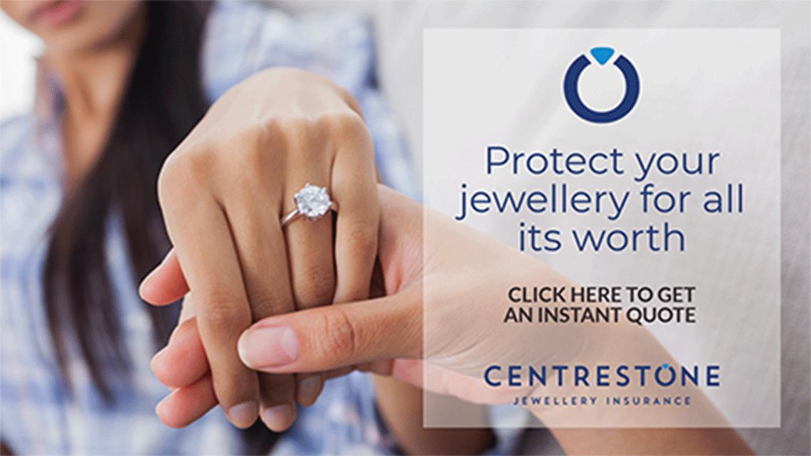 Centrestone Jewellery Insurance Sydney