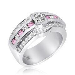 YES PLEASE PINK SAPPHIRES