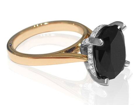 Black Diamonds, Rare and Distinctive Diamonds