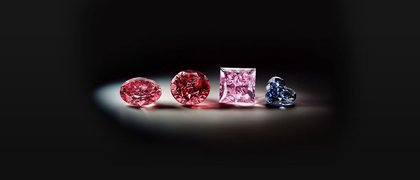 Pink Diamonds Are A Girl's Best Friend