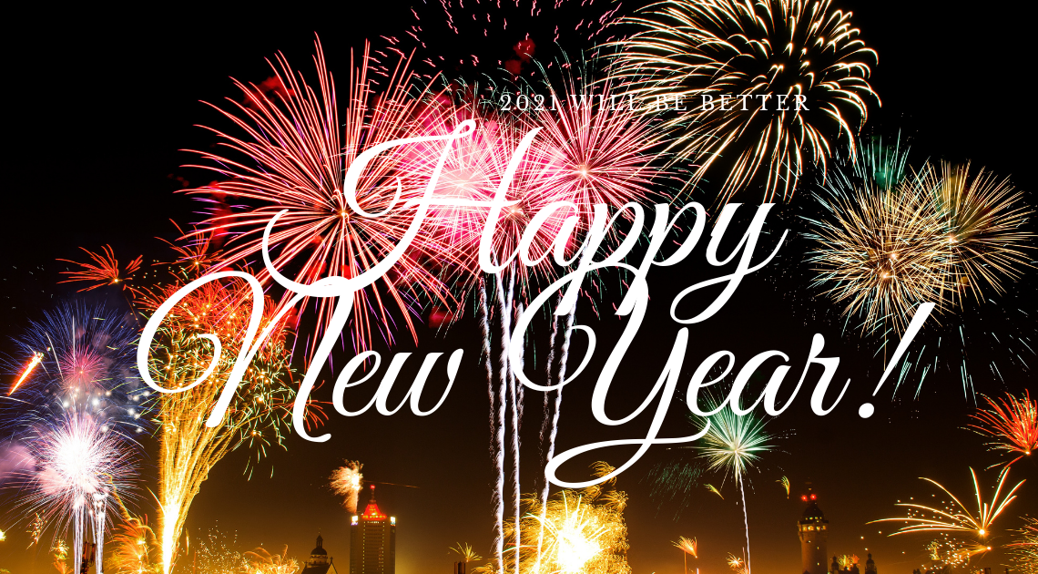 Happy New Year 2021 from the team at Troy Clancy Jewellery